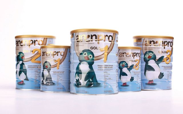 Bubblefish - News - Anenpro Baby Food Award Winning China's Infant Formula