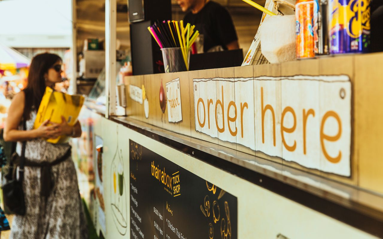 Bubblefish - Case Study - Bubblefish Brand Strategy Thainabox Food Truck