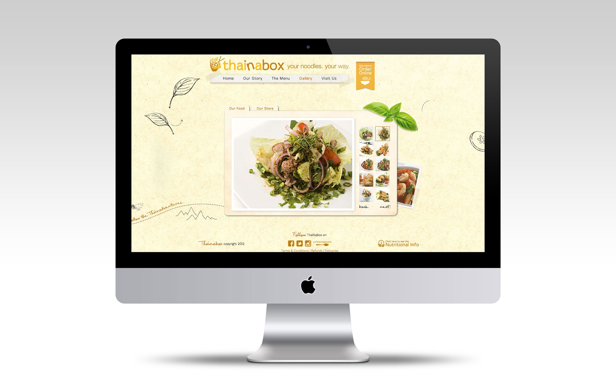 Bubblefish - Case Study - Bubblefish Brand Strategy Thainabox Website
